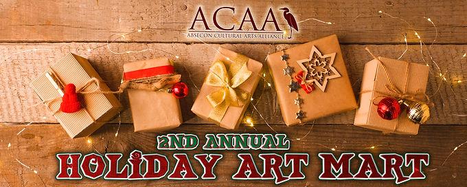 2nd Annual Art Mart