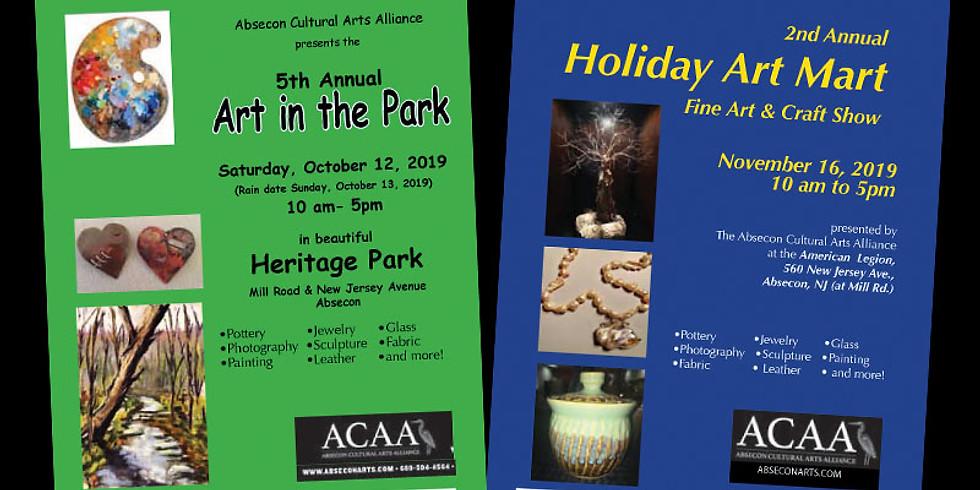 Art In The Park 2019 (vendor)