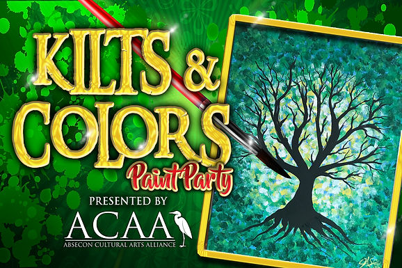 ACAA Presents Kilts and Colors!