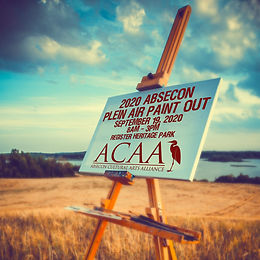 Absecon Plein Air Paint Out 2020