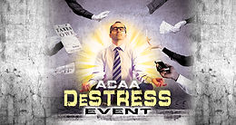 February ACAA DeStress Event 2021