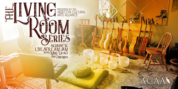 ACAA Presents: The living Room Series-Live Acoustic Jam