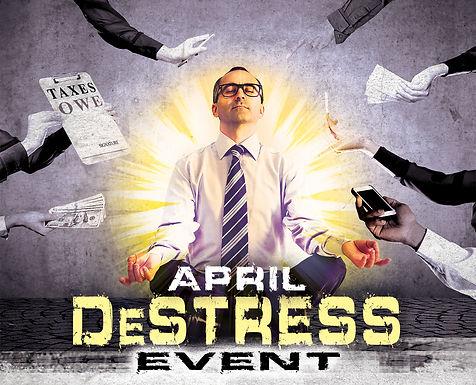 April ACAA DeStress Event 2020