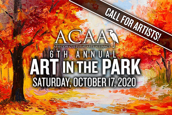 ACAA Art In The Park • Call For Artists!