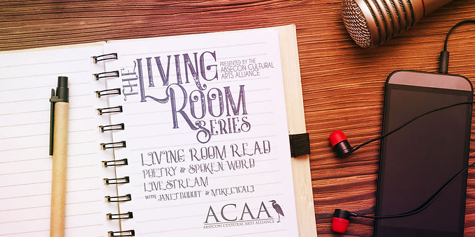 ACAA Living Room Read: Register to Read Second Stanza