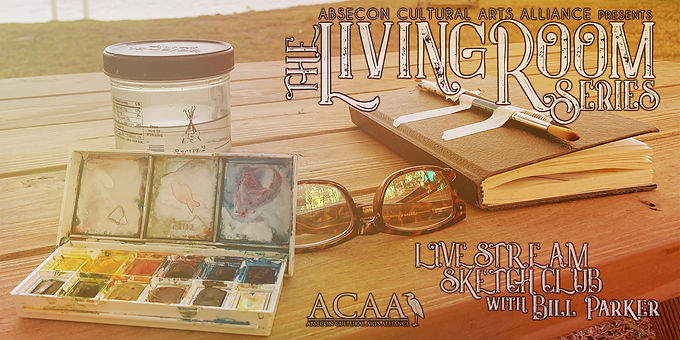 ACAA Presents: The Living Room Series-Sketch Club