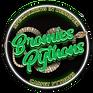 Bromies Pythons logo