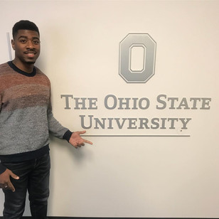 2018 Ohio State mental health campaign for Kai Roberts