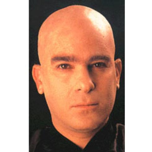 Woochie Costume Bald Cap - Beige