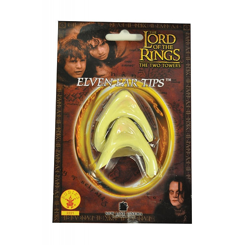 Lord of the Rings Elven Ear Tips - Costume Prosthetics