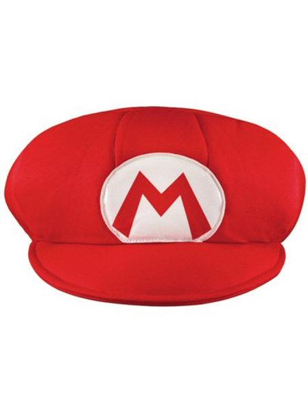 Mario Hat- Adult