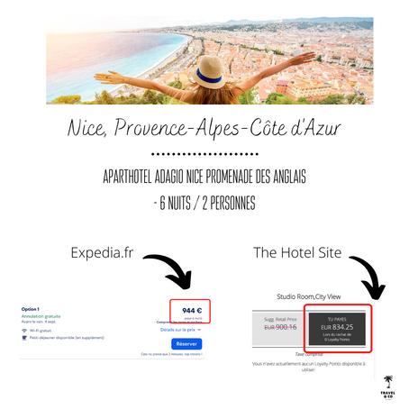 Appart'Hôtel Adagio Nice Promenade des Anglais