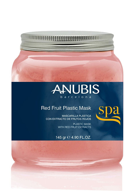 Red Fruit Plastic Mask 145 gr.