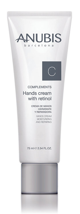 Hands Cream with retinol
