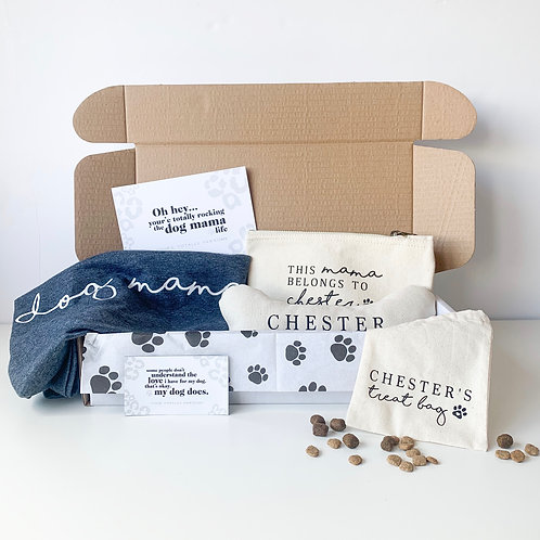 Dog Mama Gift Box