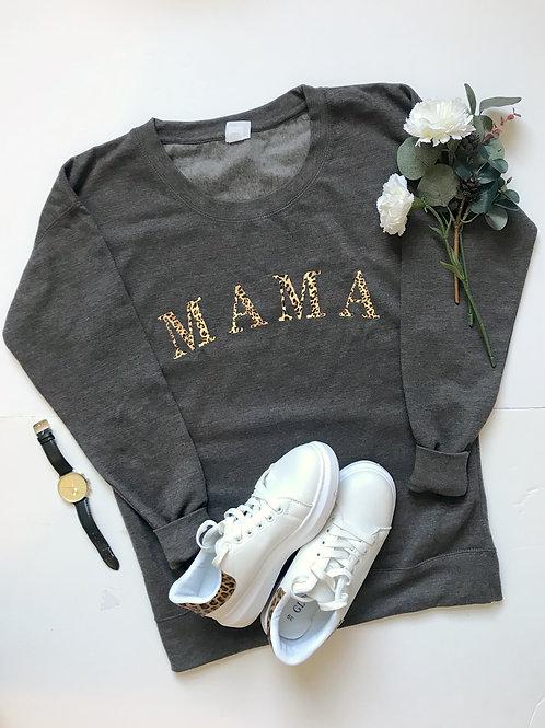 MAMA Grey Sweatshirt