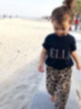 Personalised Children Clothing