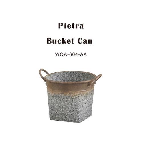 ピエトラ・バケットカン