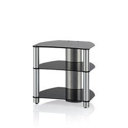 RACK-300-HI-FI STAND Gümüş