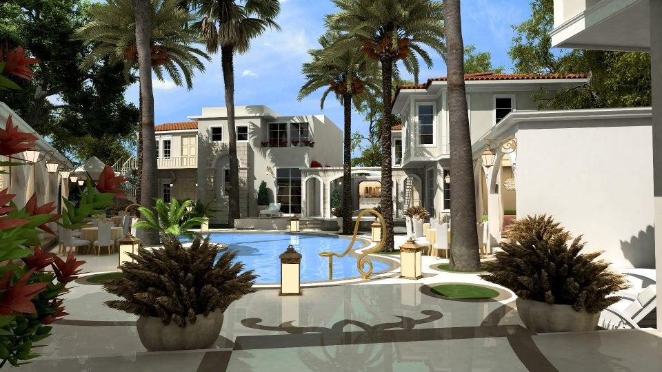 elegance resort kaleiçig