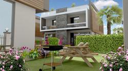 tual 12 villas- kayışlı inşaat