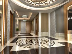 apartman girişi tasarımı