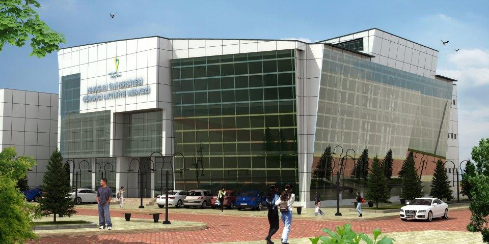 üniversite tasarımı