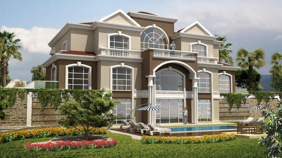 greenland villa