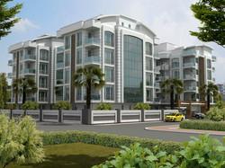 sara residence sarılar inşaat