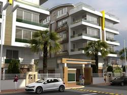 residence tasarımları