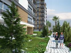 life 07 residence pınarlar