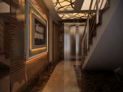 apartman girişi tasarımları