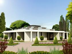 modern cami tasarımı
