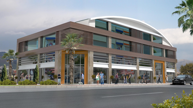iş merkezi tasarımı
