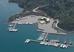 ant marin yat limanı tasarımı