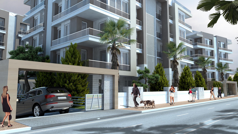 residence tasarımları antalya