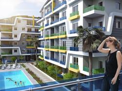 Ütopya Residence-Antalya