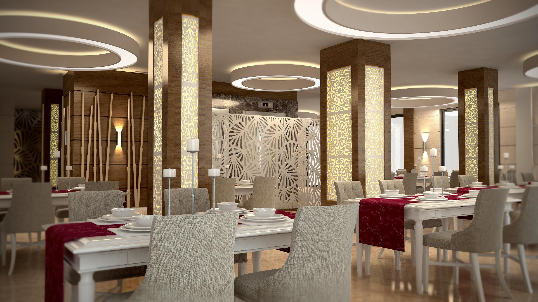 restaurant tasarımları