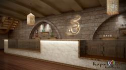 kahve dükkanı tasarımları