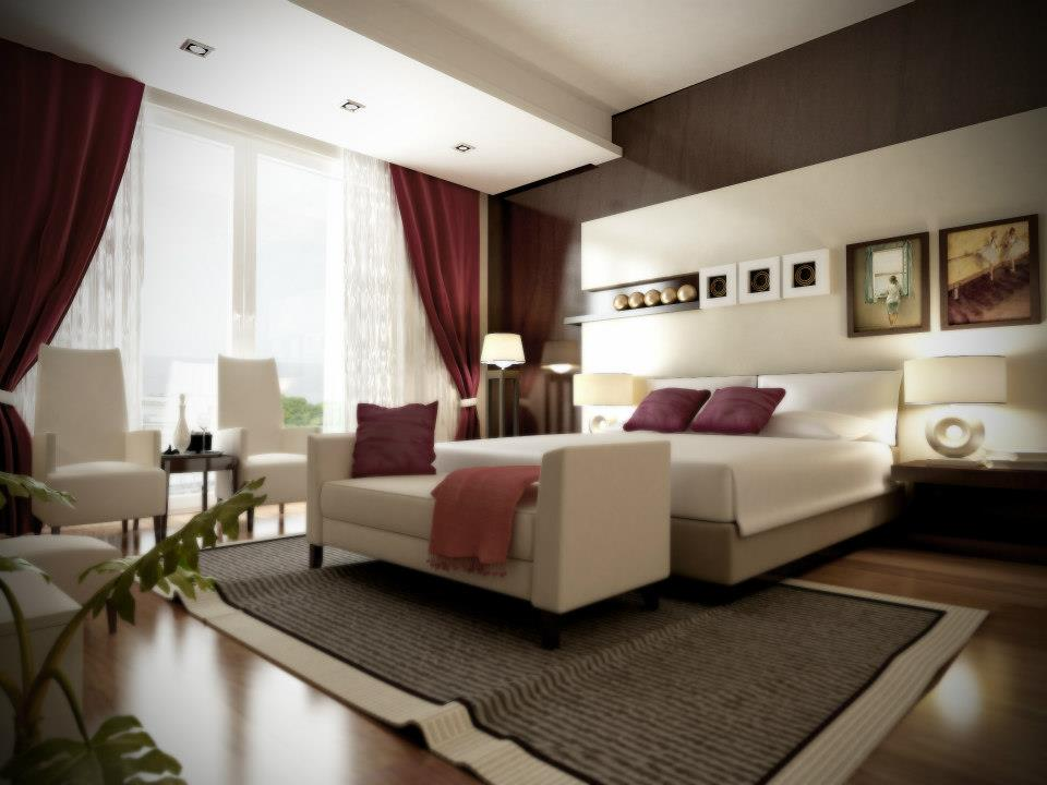 yatak odası tasarımı