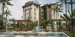 life in river residence antalya