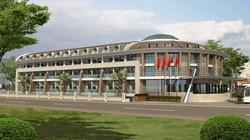 antalya otel tasarımları