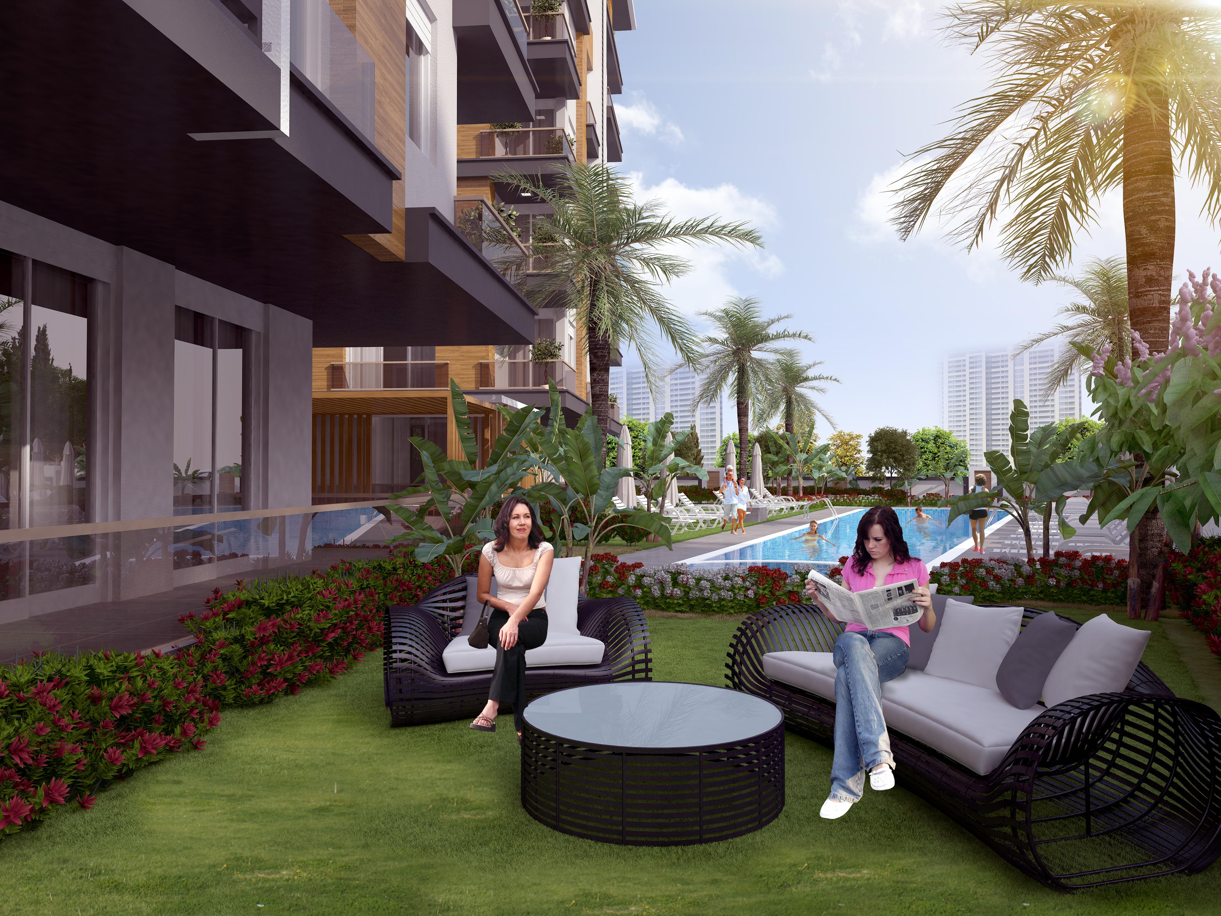 pınarlar city life residence