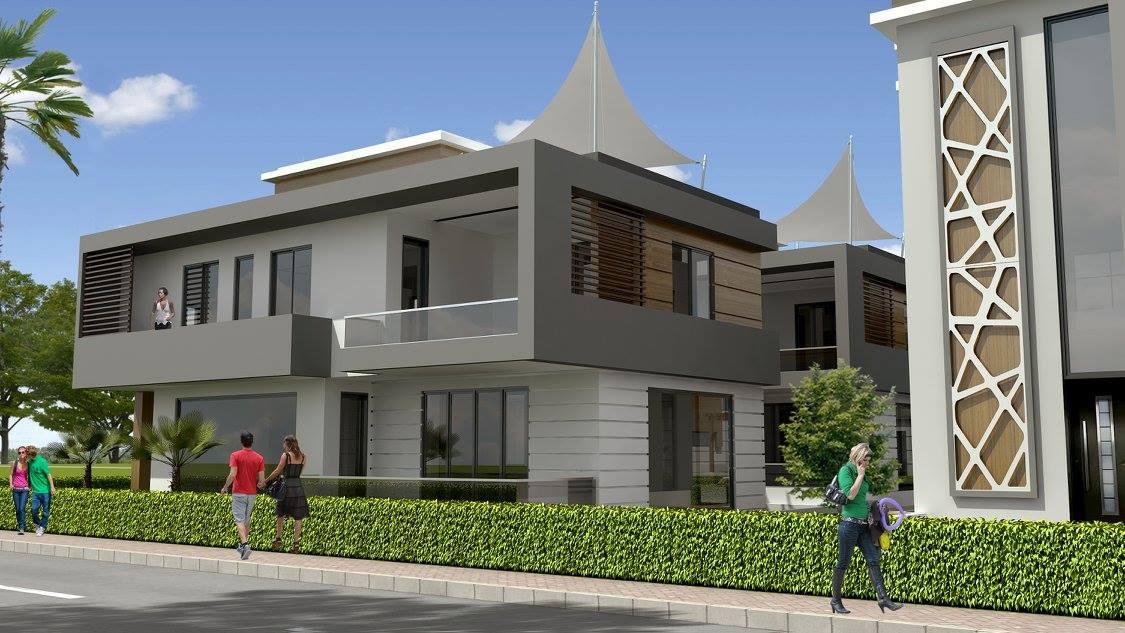 antalya villa tasarımları