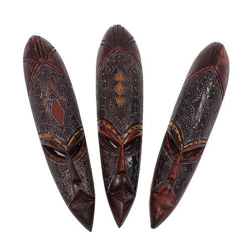 Ghana Fang Mask