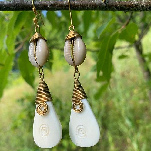 Oshun Earrings