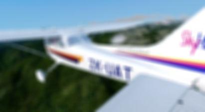 ZK-UAT Repaint A2A Cessna 172 P3D Ardmor
