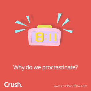 Are you a Procrastinator or Perfection Crusher?