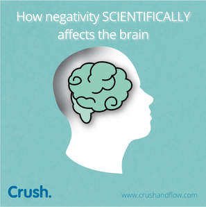 Your Negativity Track might be changing your Brain.