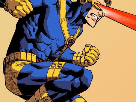 Costume Evolution: Cyclops